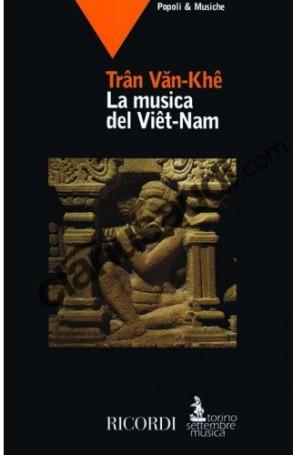 Sach-LaMusicaDelVietnam-TranVanKhe