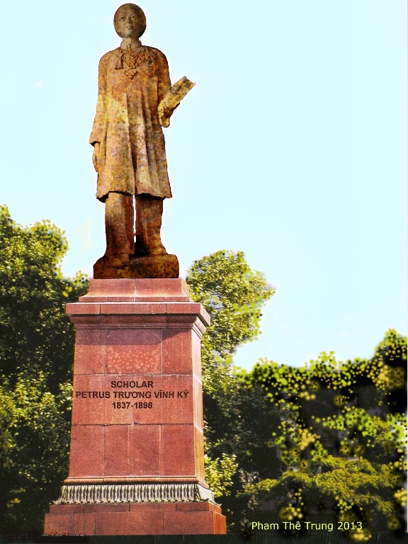 Petrus Ky Monument 2