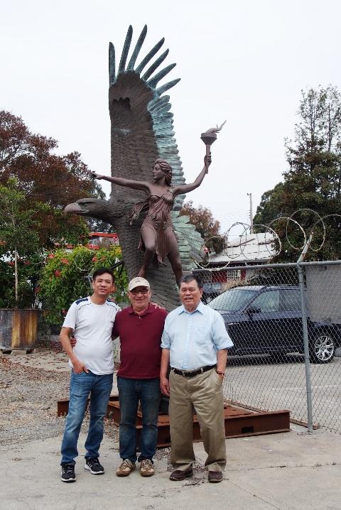 Petrus Ky Monument 6