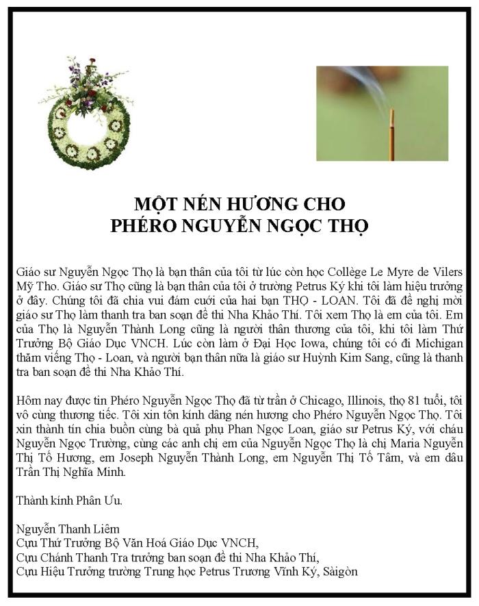 Phero Nguyen Ngoc Tho