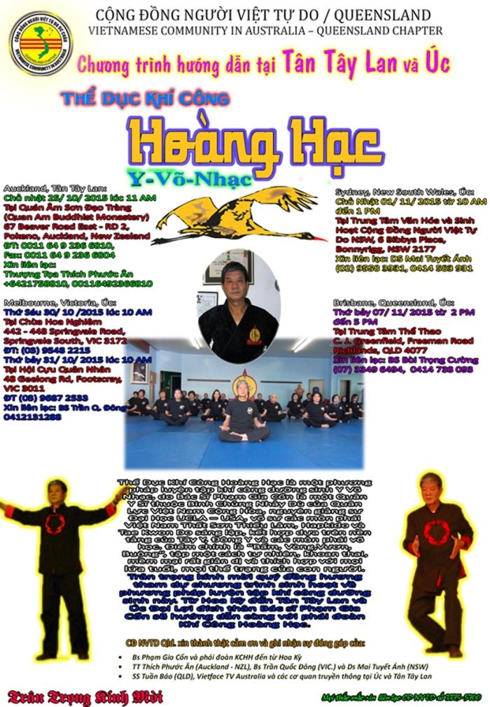 Hoang hac Khi Cong poster