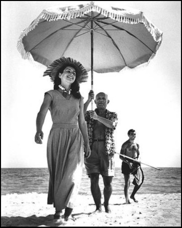 Picasso-umbrella