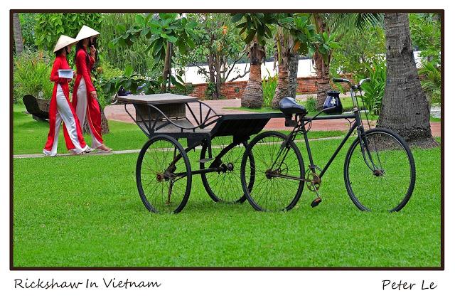 Rickshaw In VN B2