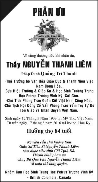 PhanUu-GSTSNguyenThanhLiem-HAHPetrusKyCanada