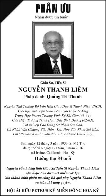 PhanUu-GSTSNguyenThanhLiem-HAHPetrusKyDongHoaKy