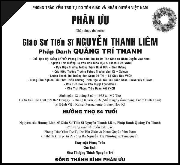 PhanUu-GSTSNguyenThanhLiem-PhongTraoYemTroTonGiao