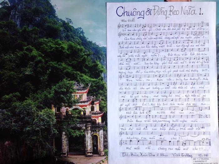 Chuong oi dung reo nua - nhac Vinh Truong