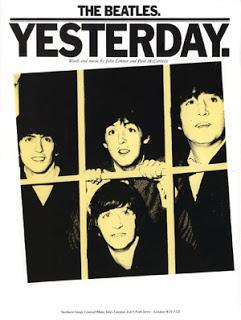 yesterday-sheet-music