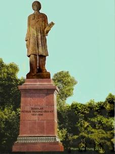 petrusky-statue-bronze