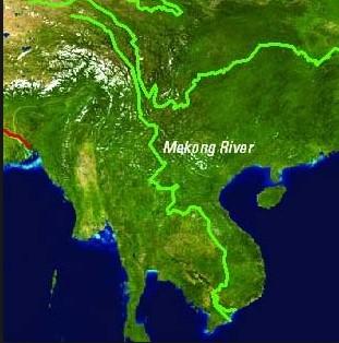 Song Mekong dang lam nguy 01