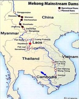 Song Mekong dang lam nguy 07