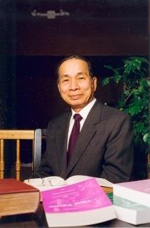 GS Nguyen Hoang Ho