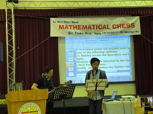 Mathematical Chess 12