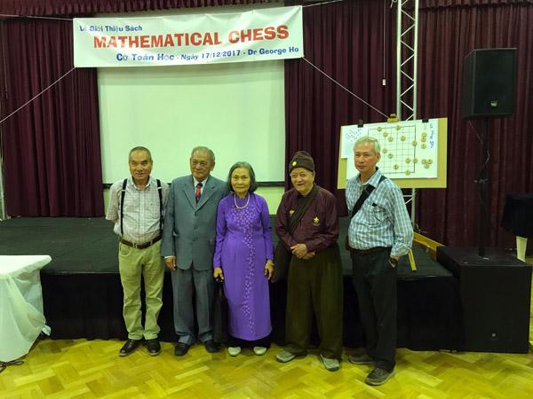 Mathematical Chess 15