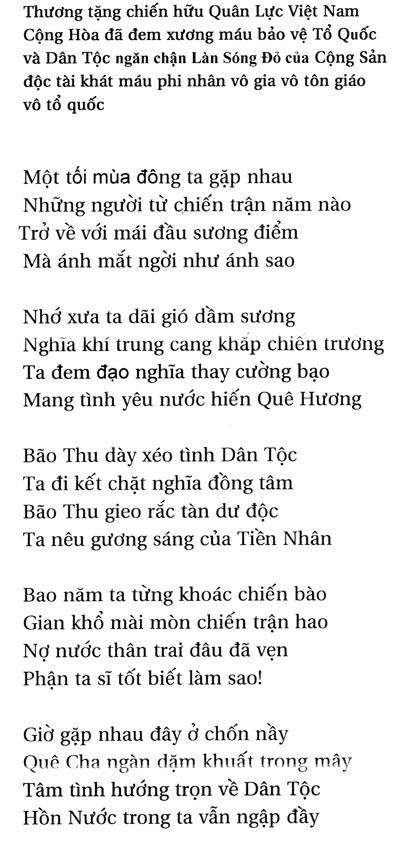 Bai Hanh Tha Phuong