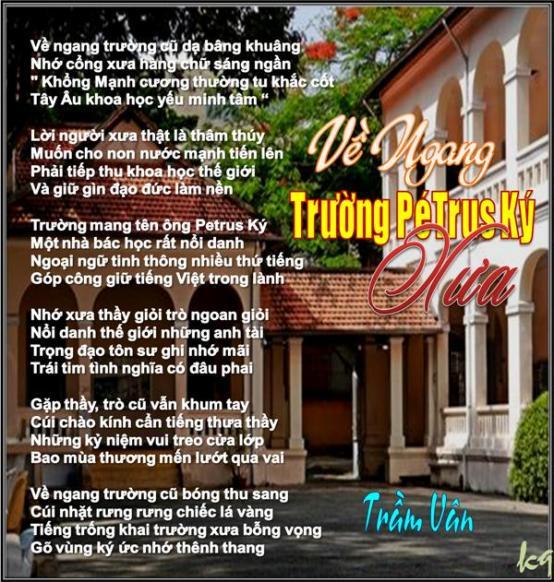 Ve Ngang Truong Petrus Ky Xua_TV