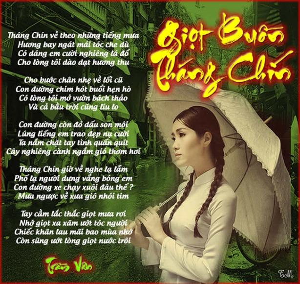 Giot buon thang 9