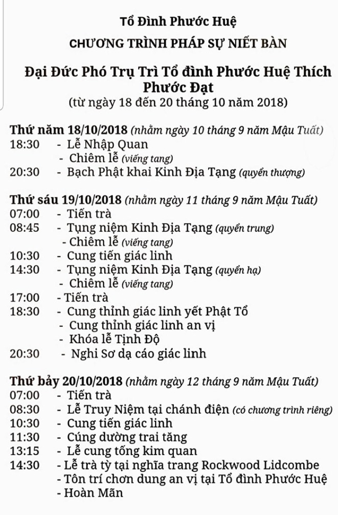 Thich Phuoc Dat - Cao pho 2