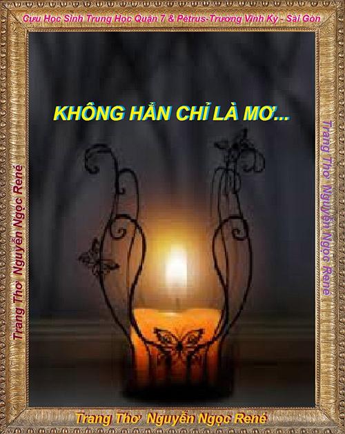 Khong han chi la mo