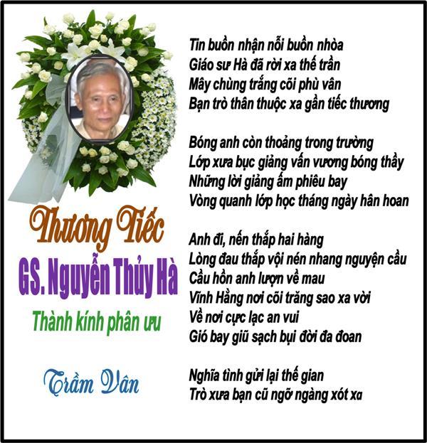 Thuong Tiec GS. NguyenThuy Ha_TV