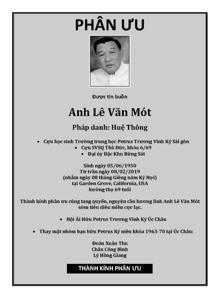 Phan Uu - Le Van Mot