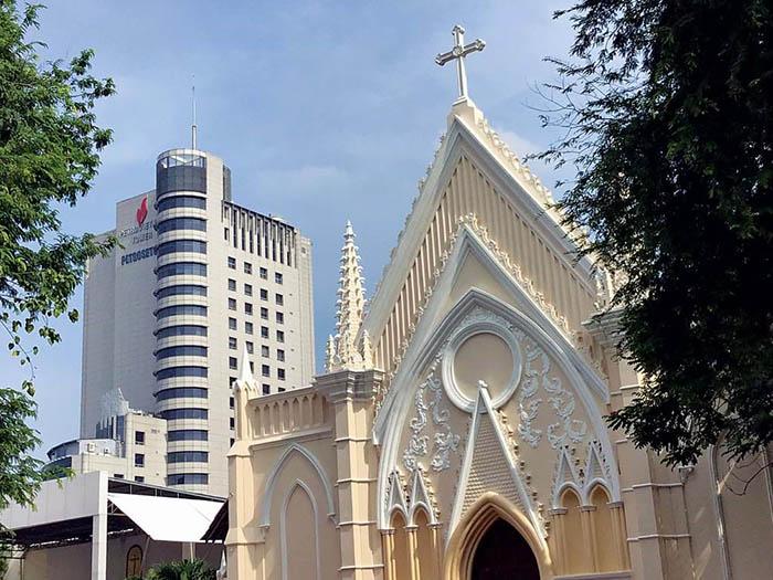 Vatican Saigon 07