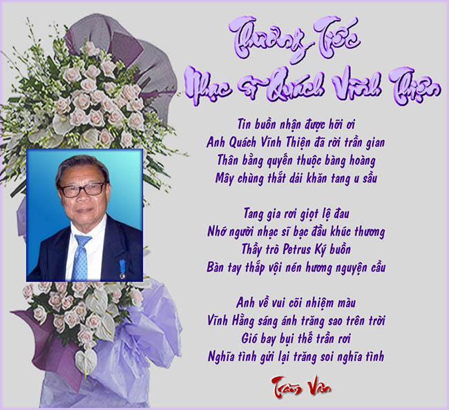 Thuong tiec Quach Vinh Thien