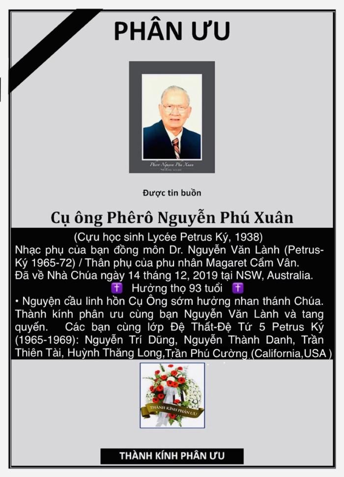 PK 65 Phan Uu