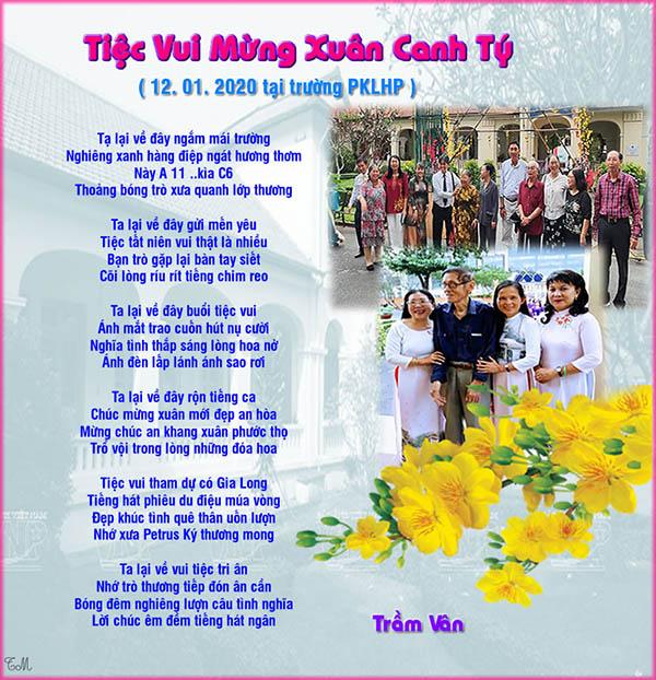 Tiec vui mung xuan Canh Ty