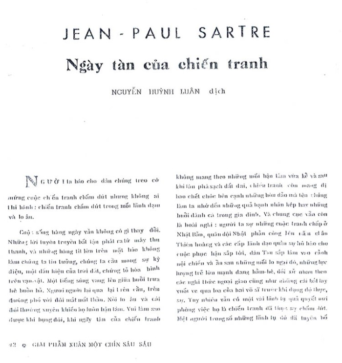20c PK 66 - Jean Paul Sartre 01