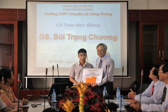 GS Luong Van Hy