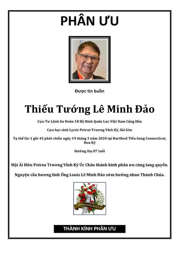 Phan Uu - Le Minh Dao