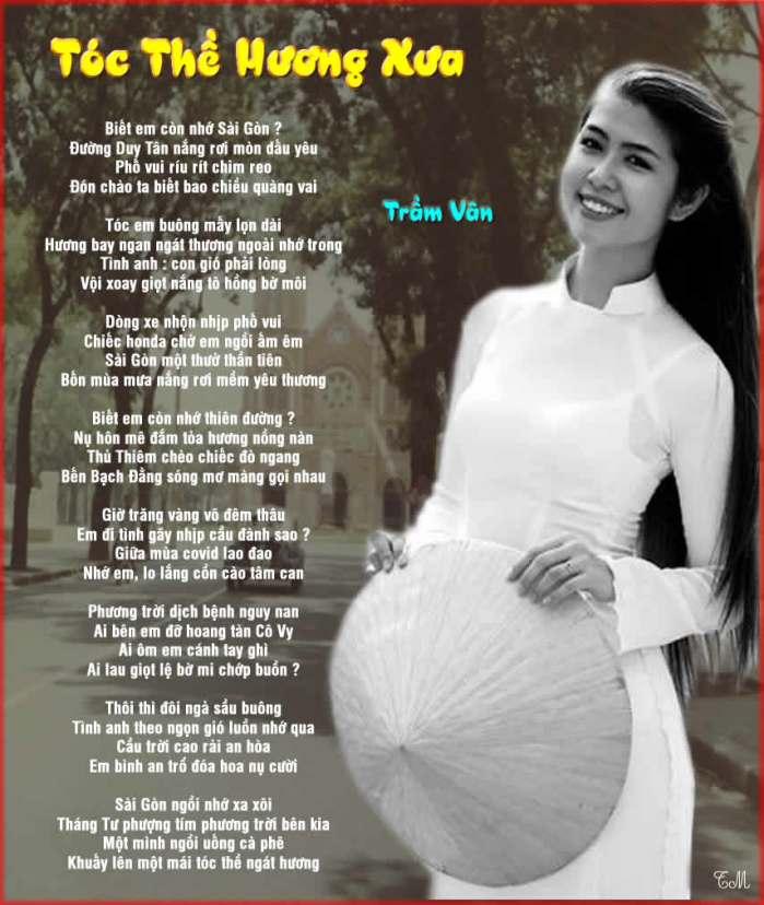 Toc the huong xua