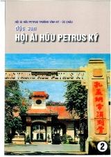 Đặc san 2 - Trang bìa trước