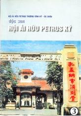Đặc san 3 - Trang bìa trước