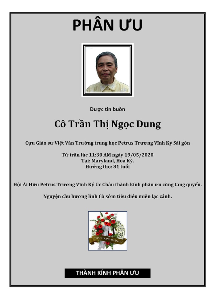 Phan Uu - GS TRan Thi Ngoc Dung