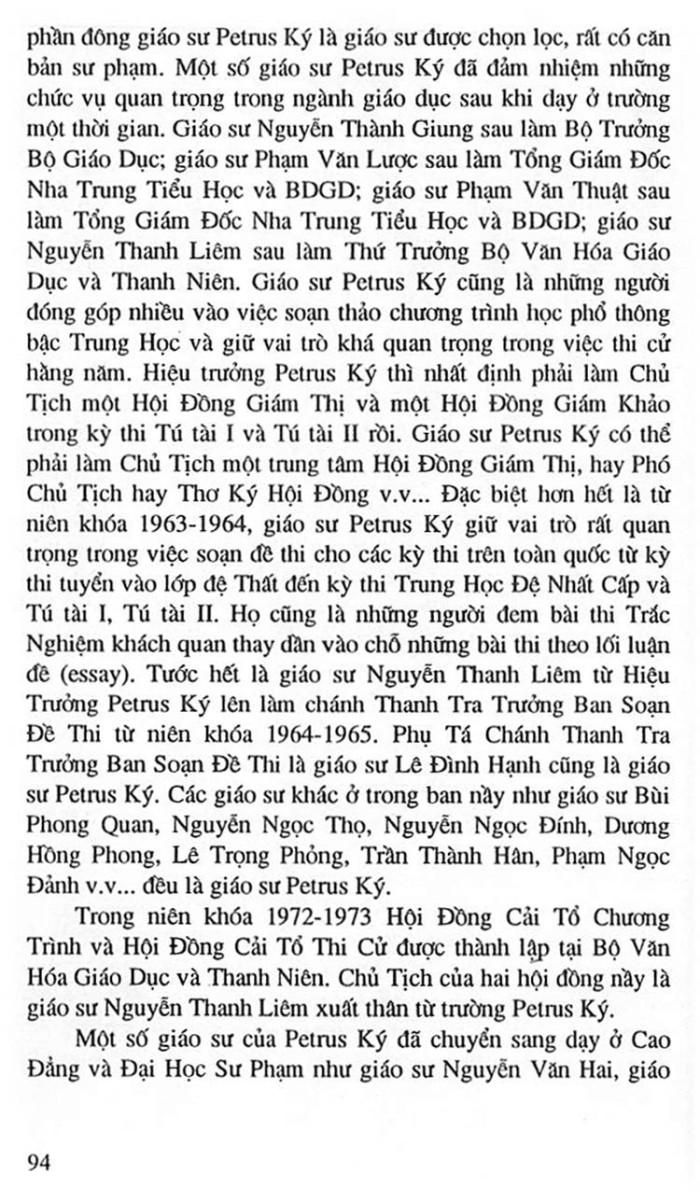 Truong Trung Hoc Petrus Ky 107