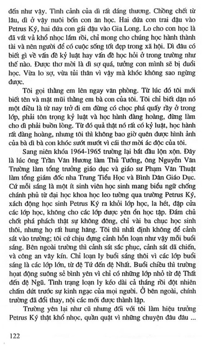 Truong Trung Hoc Petrus Ky 135