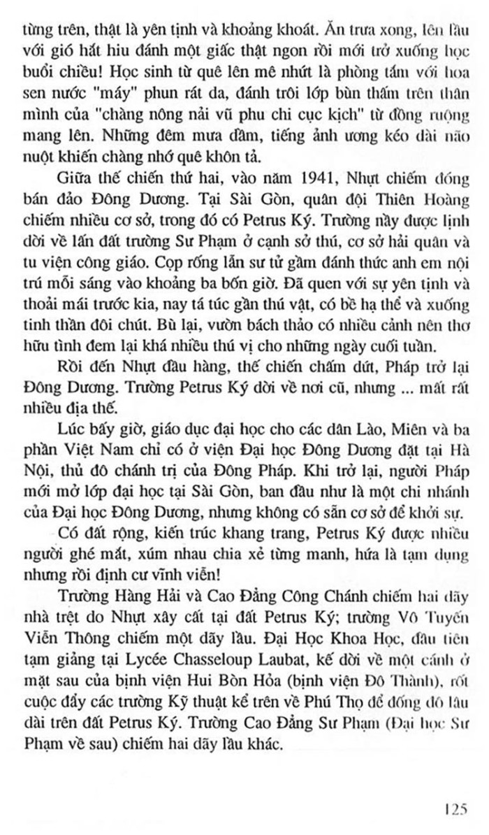 Truong Trung Hoc Petrus Ky 138