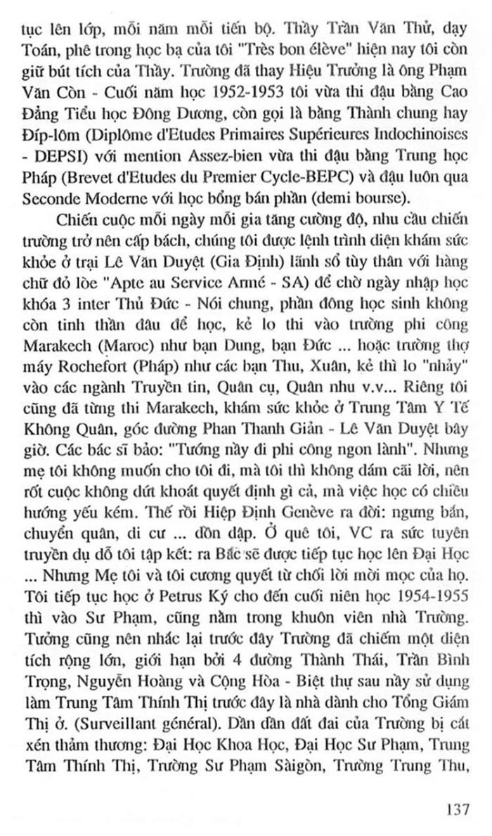 Truong Trung Hoc Petrus Ky 150