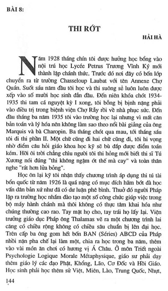 Truong Trung Hoc Petrus Ky 157
