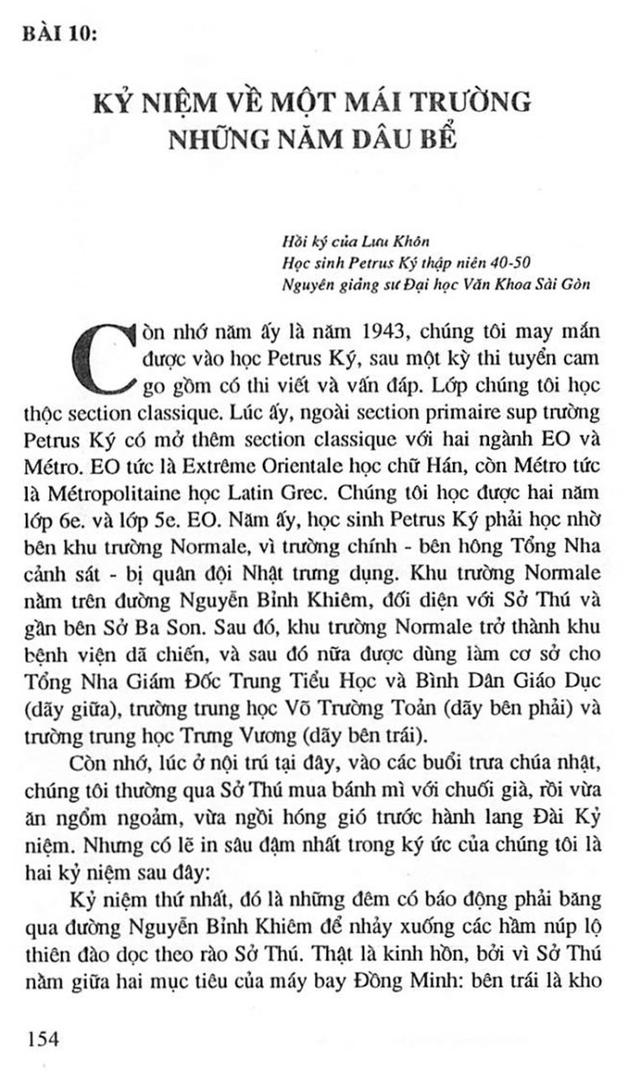 Truong Trung Hoc Petrus Ky 167