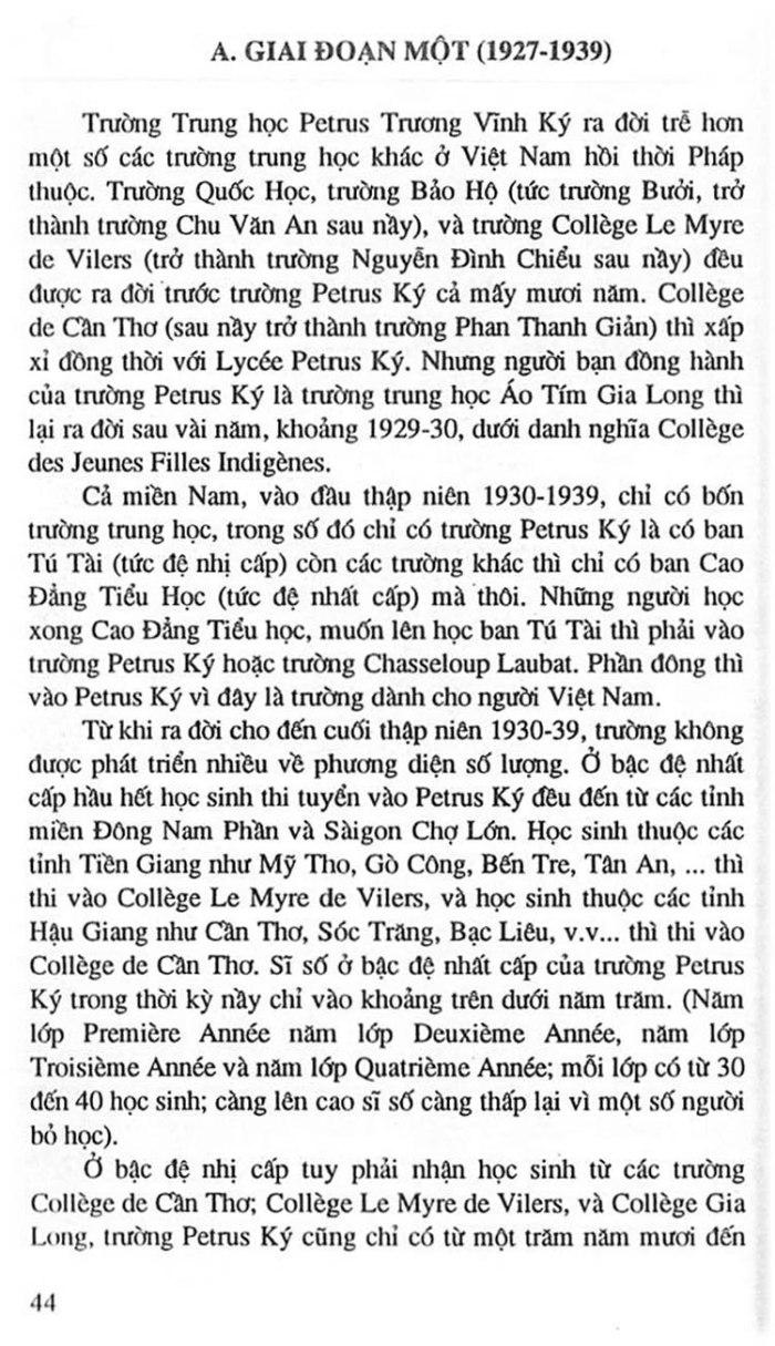 Truong Trung Hoc Petrus Ky 57