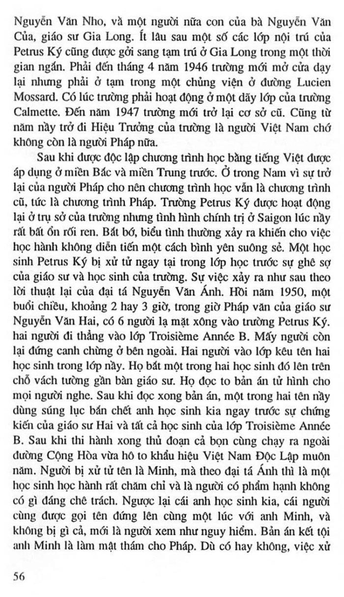 Truong Trung Hoc Petrus Ky 69