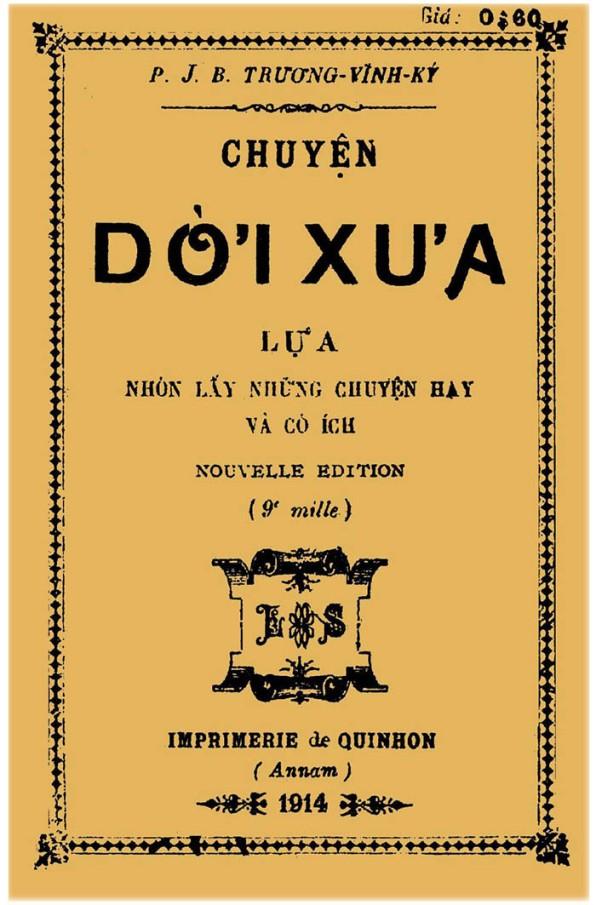 Chuyen doi xua 1914 PK - trang bia truoc