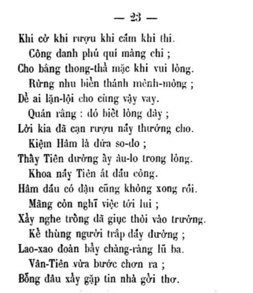 Luc Van Tien - TVK 23a