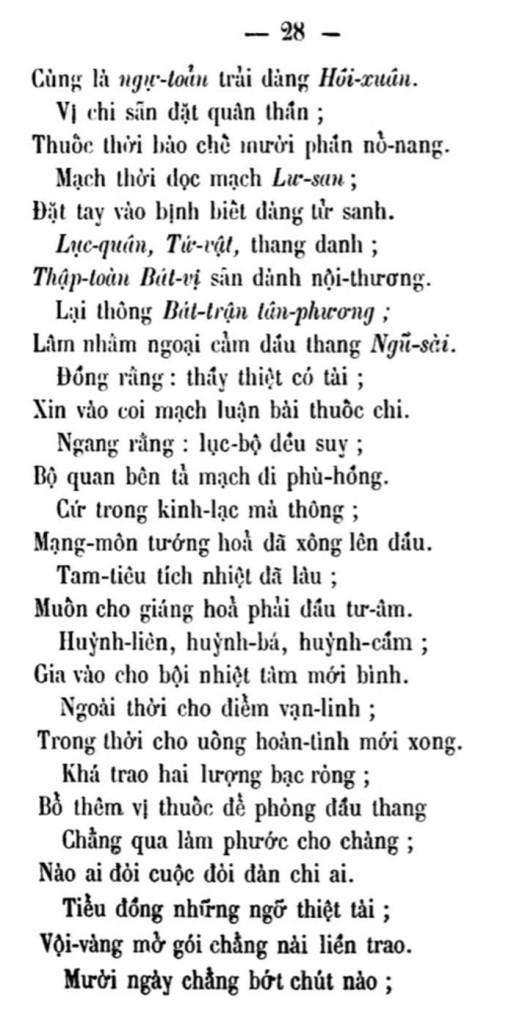 Luc Van Tien - TVK 28