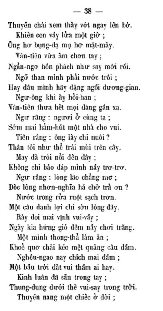Luc Van Tien - TVK 38