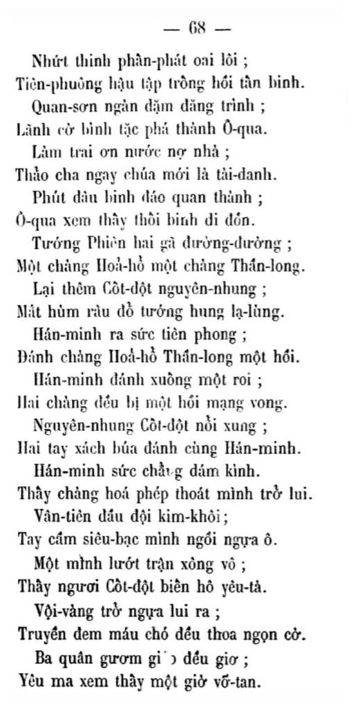Luc Van Tien - TVK 68