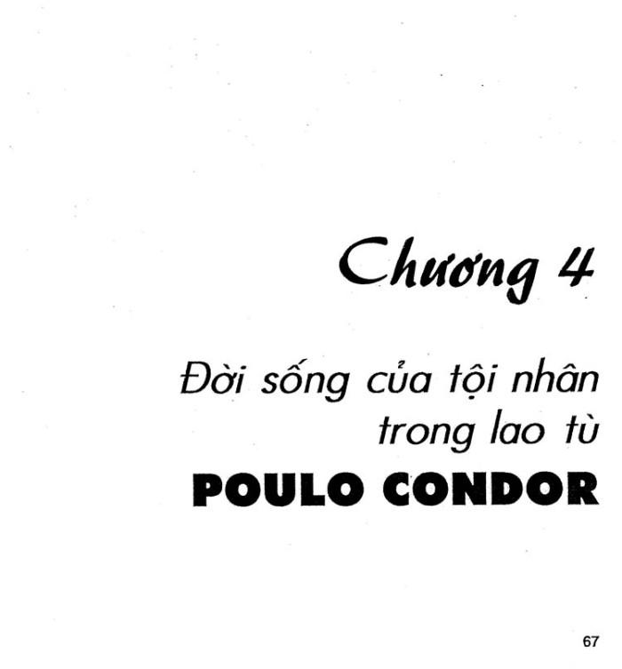 Poulo Condor 67
